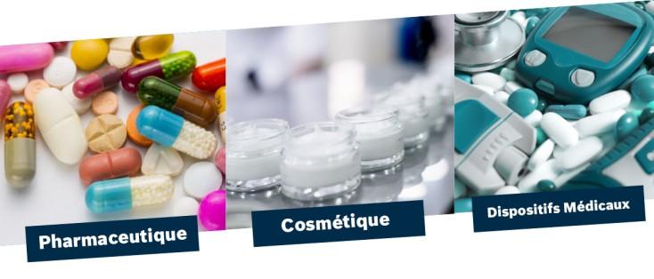 Bosch Rexroth : des solutions pour l'Industrie Pharmaceutique, la Cosmétique et les Dispositifs Médicaux