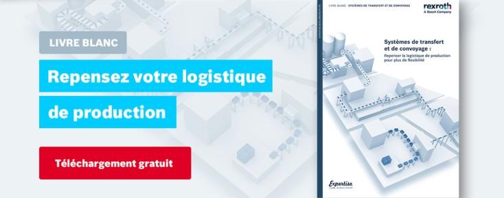 Systèmes de transfert et de convoyage : Repenser la logistique de production...