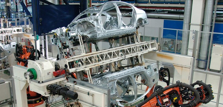 Automobile Rexroth