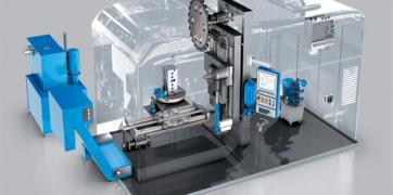 Hydraulique machine rexroth