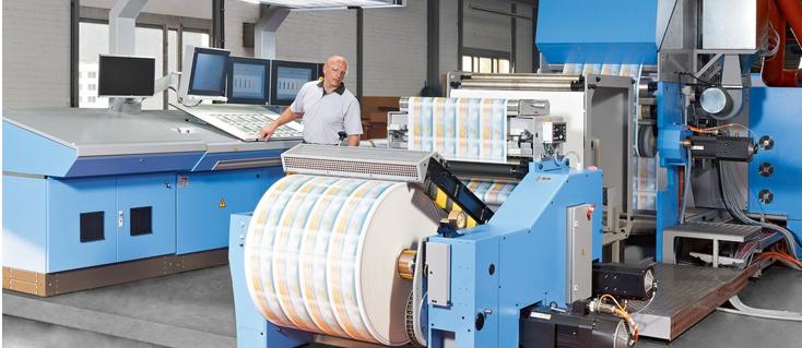 Imprimerie, Müller-Martini, Bosch Rexroth AG