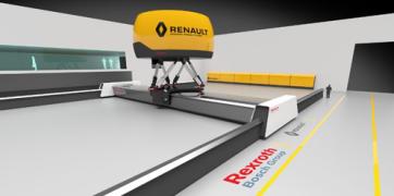simulateur renault rexroth