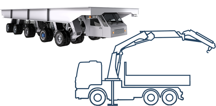 Camions superstructures