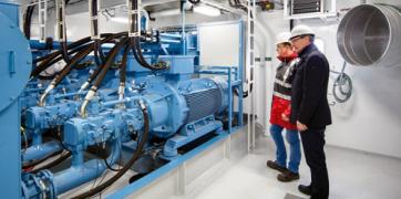 Technologie hydraulique