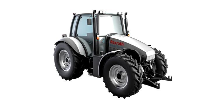 Tracteurs Rexroth