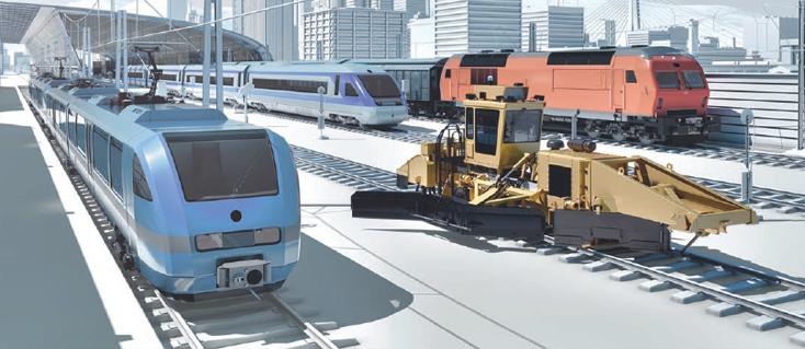 Ferroviaire et transport, Rexroth