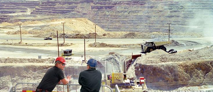 Traitement des minerais