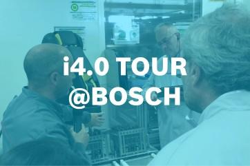 i4.0 Tour @Bosch