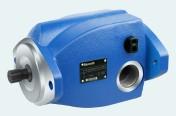 La pompe à cylindrée variable A1VO de Bosch Rexroth est très efficace et particulièrement adaptée au