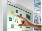 IHM avec ergonomie de type smart phone ou tablette, adaptée aux environnements industriels et agroal