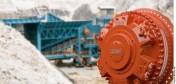 Industrie des mines : les moteurs lents de la famille COMPACT de Rexroth offrent des avantages déter