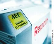 Rexroth 4EE - L'efficacité énergétique selon Rexroth