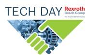Première édition du TECH DAY, le RDV de l'expertise hydraulique mobile de Bosch Rexroth.