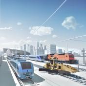 Bosch Rexroth accompagne chaque étape d'un projet ferroviaire