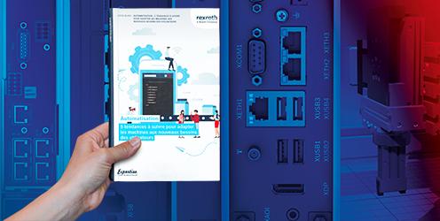 Livre Blanc : Automatisation : 5 tendances à suivre pour adapter les machines aux nouveaux besoins des utilisateurs
