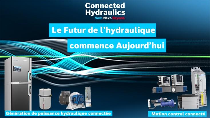 Commencez dès aujourd'hui votre voyage vers le futur de l'hydraulique