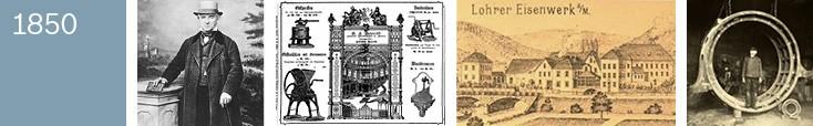 Histoire 1850