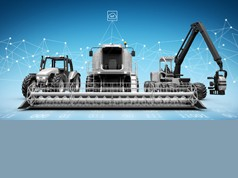 Machines agricoles et forestières